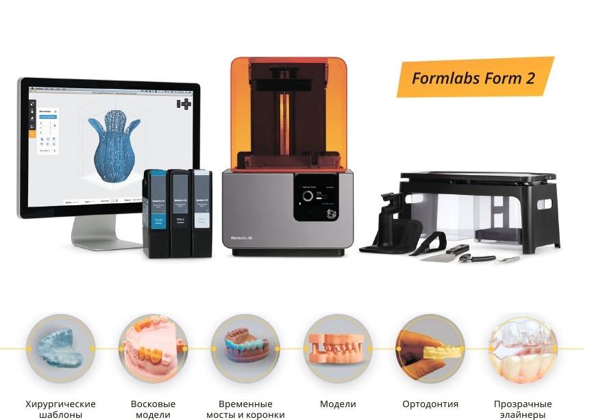 Цифровая стоматология — мастер-класс Top 3D Shop - 2