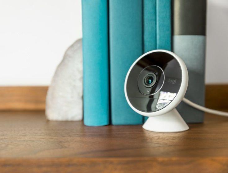 Камера Circle 2 способна вести вещание в формате 1080p, в том числе — ночью
