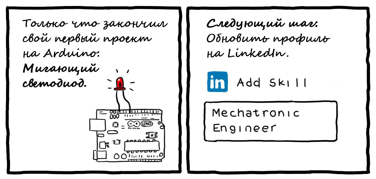 Комиксы Даниэля Стори - 1