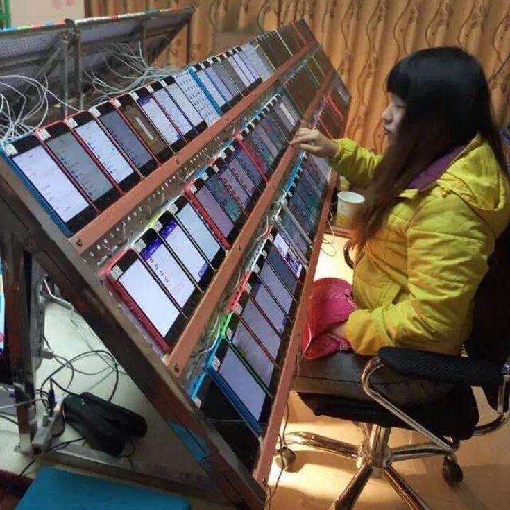 Число пользователей мобильных устройств перевалило за 5 млрд