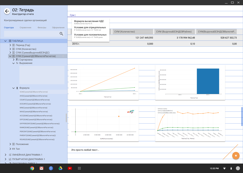 Дизайн интерфейса корпоративного инструмента BI для data mining - 16
