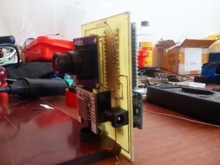 Оптическое распознавание символов на микроконтроллере - 11