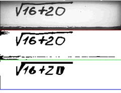 Оптическое распознавание символов на микроконтроллере - 28