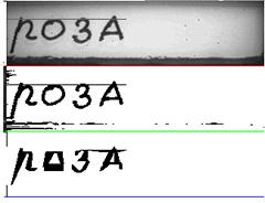 Оптическое распознавание символов на микроконтроллере - 29