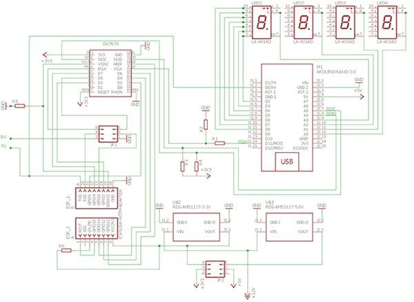 Оптическое распознавание символов на микроконтроллере - 6