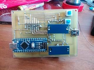 Оптическое распознавание символов на микроконтроллере - 9