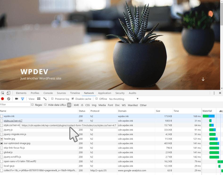 Создание быстрых и более оптимизированных сайтов на WordPress - 11