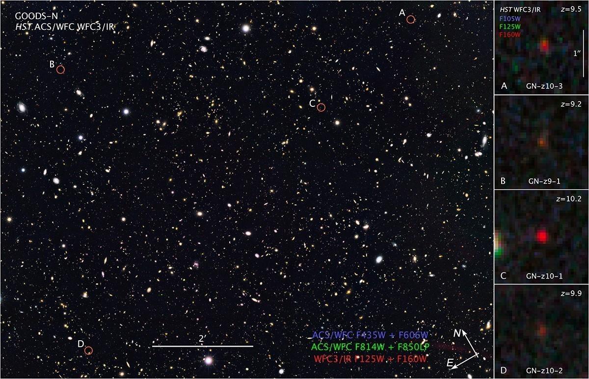 Спросите Итана: как мы можем заглядывать так далеко, находясь в такой молодой Вселенной? - 7