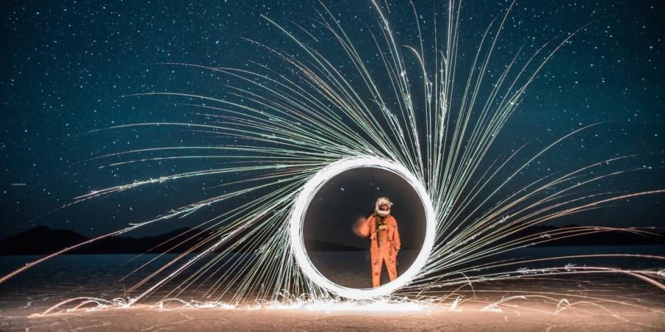 Как зажигали в космосе - 1