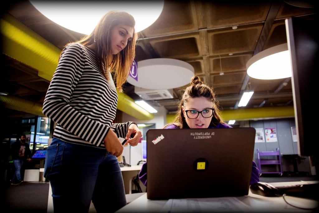 Lenovo ThinkPad и библиотека будущего в Портсмуте - 4