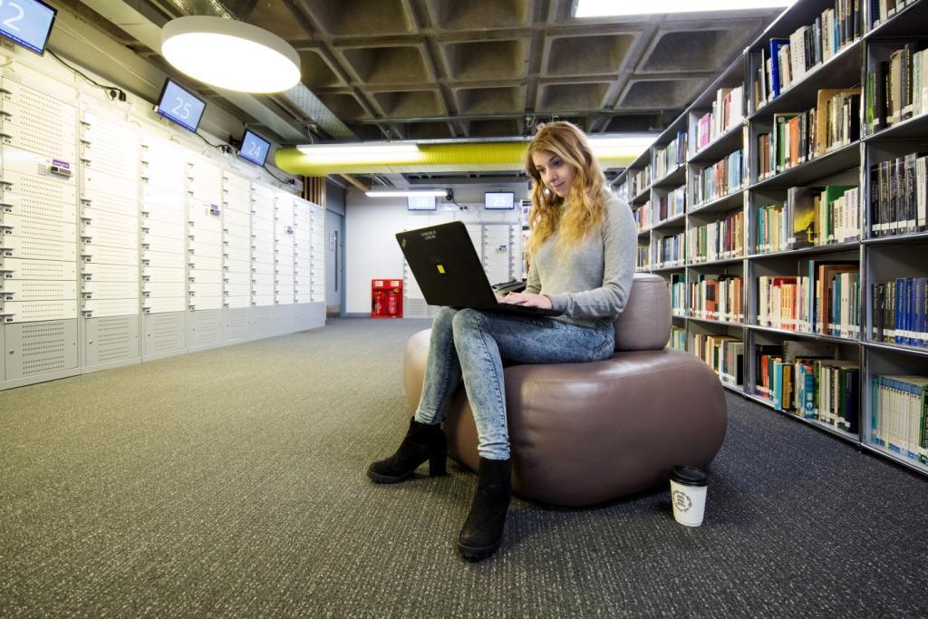 Lenovo ThinkPad и библиотека будущего в Портсмуте - 6