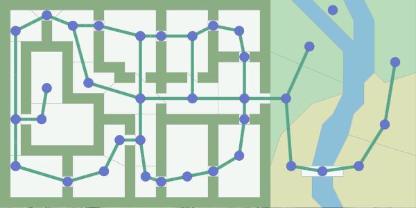 Введение в алгоритм A* - 2