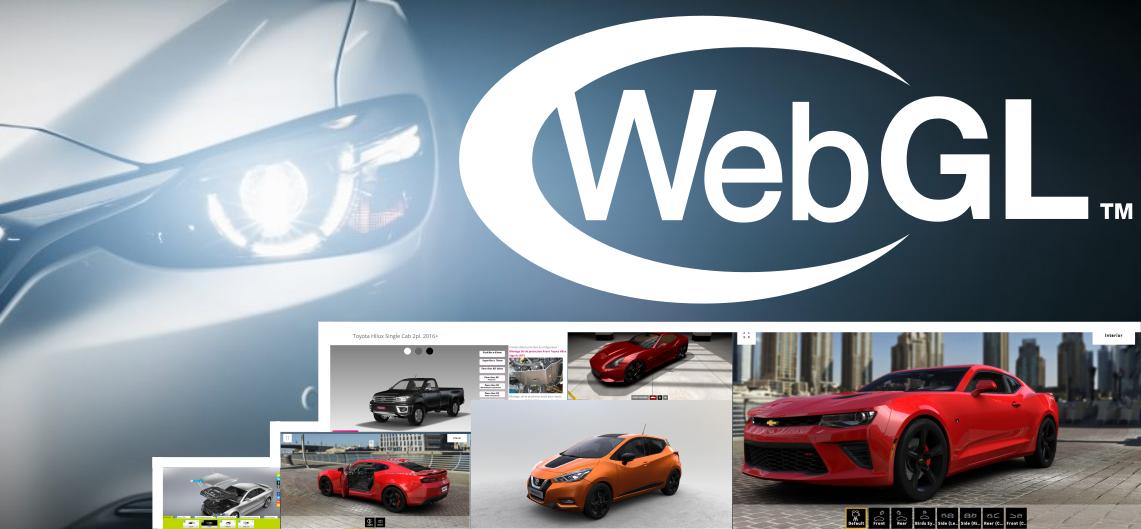 WebGL рулит! Автопром в 3D - 1