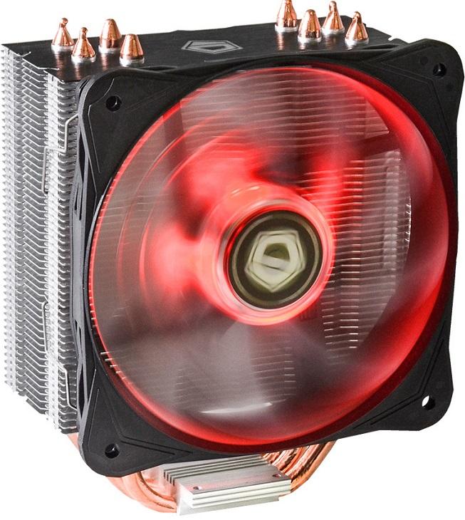 Охладитель ID-Cooling SE-214L подойдет для процессоров AMD Ryzen