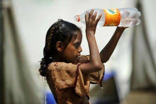 К 2100 году Земля будет страдать от смертельно опасной жары