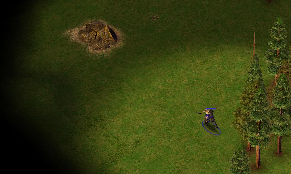 Взлом Age of Mythology: отключение тумана войны - 3