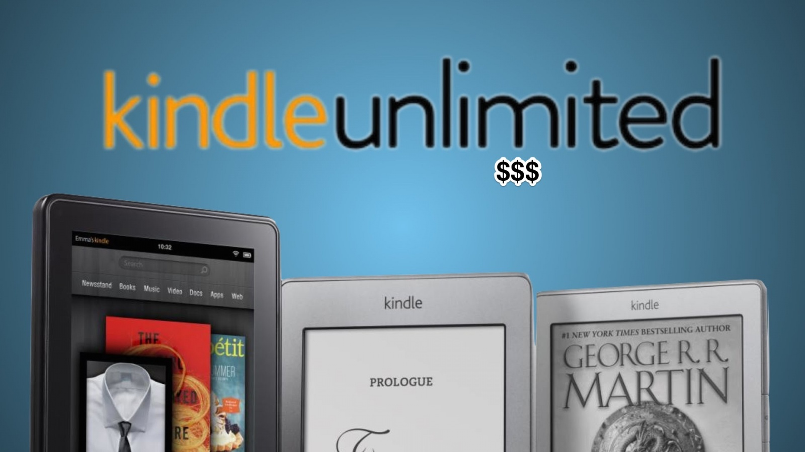 Актуальное мошенничество в Kindle Unlimited - 1
