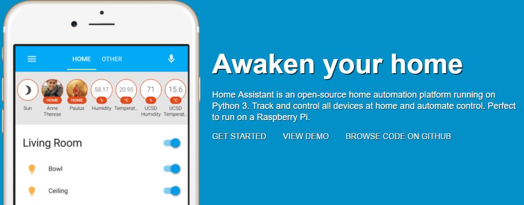Как установить умный дом Home Assistant - 1