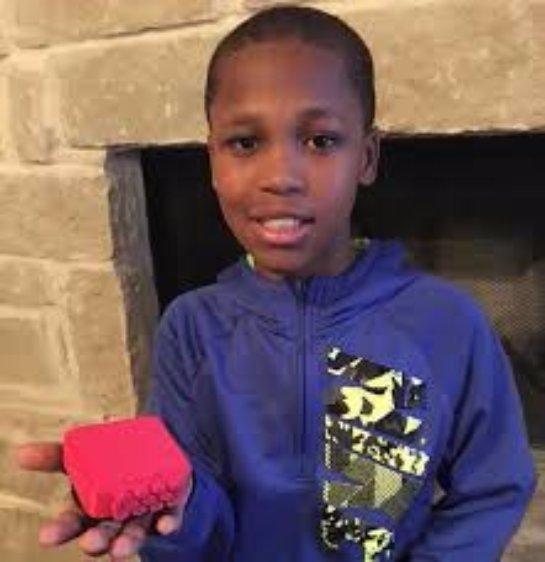 Маленький американец создал устройство для спасения детей