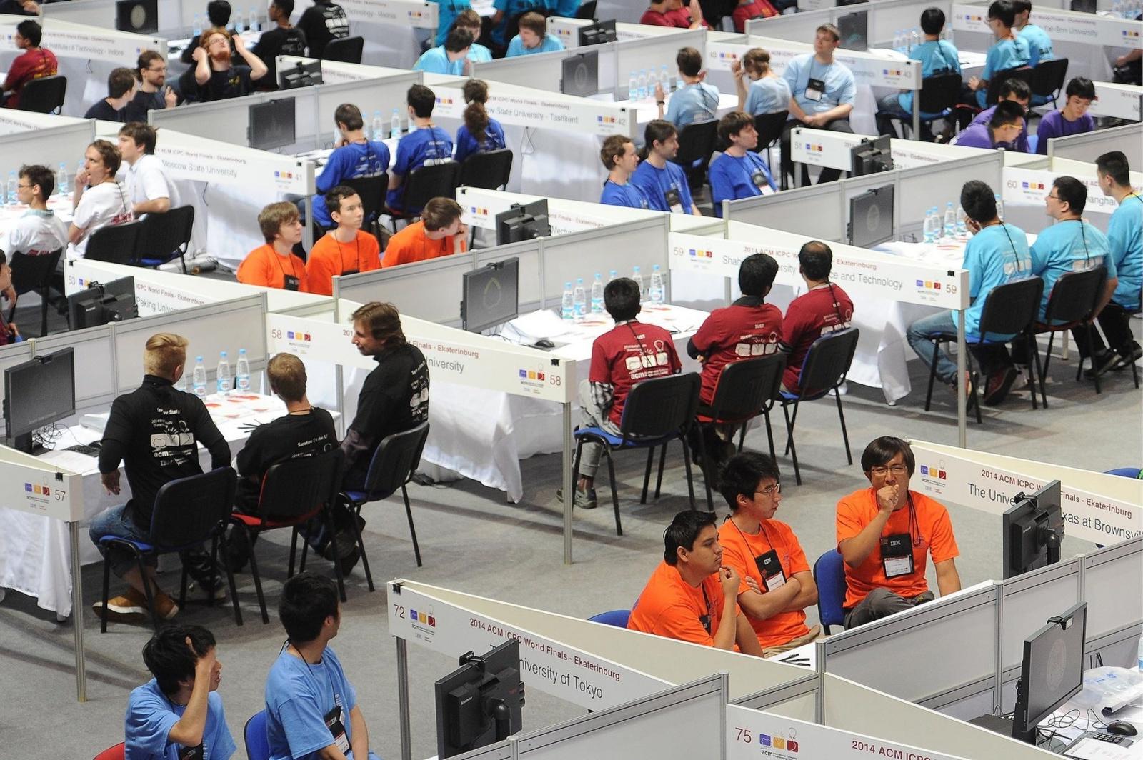 Российские студенты доминируют на олимпиадах по программированию и американские студенты этому не удивлены - 1