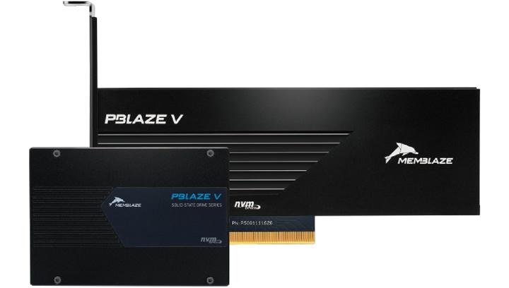 Накопители Memblaze Pblaze5 осмнованы на многослойной флэш-памяти