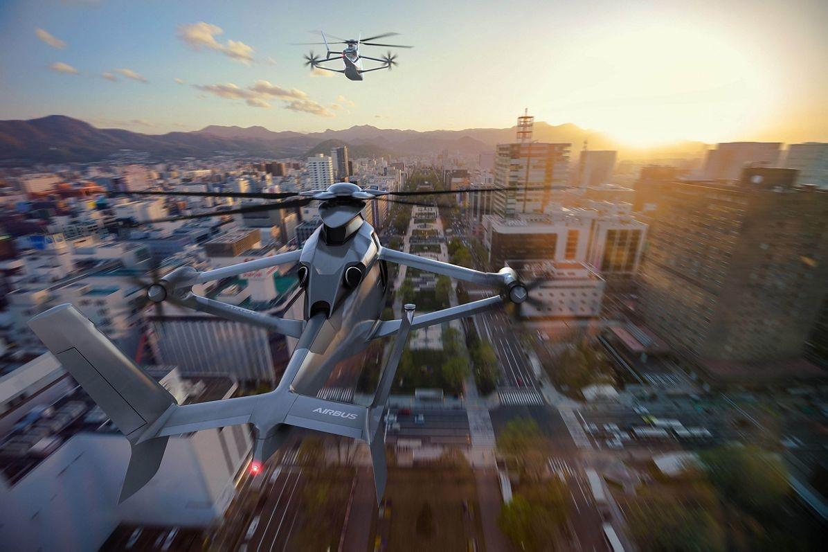 Airbus Racer — вертолет, сочетающий в себе достоинства вертолета и самолета - 5