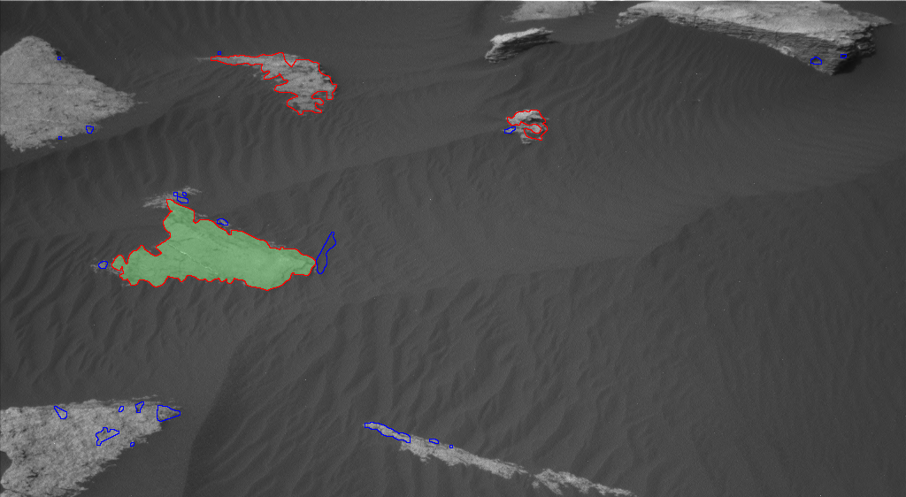 Искусственный интеллект помогает НАСА изучать Марс - 2