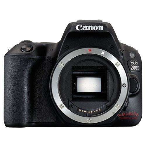 На следующей неделе ожидается анонс камеры Canon EOS 200D