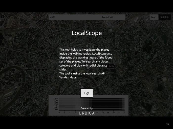 Дизайн города, основанный на данных. Лекция в Яндексе - 11