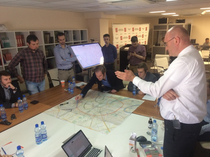Дизайн города, основанный на данных. Лекция в Яндексе - 17
