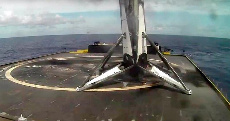 2 запуска, 2 посадки за 48 часов или рекордный уик-энд от SpaceX - 3