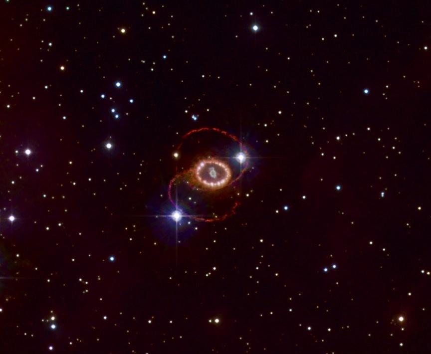 Спросите Итана: сколько из видимых на небе звёзд на самом деле существует? - 5