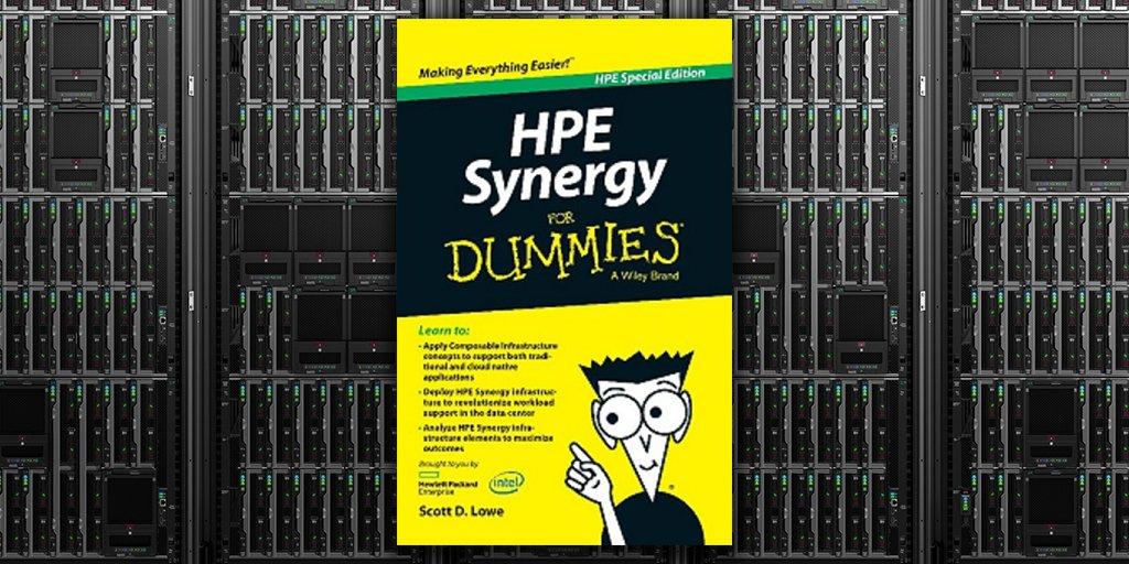 Все, что вы хотели знать о компонуемой инфраструктуре HPE Synergy, в вопросах и ответах - 1