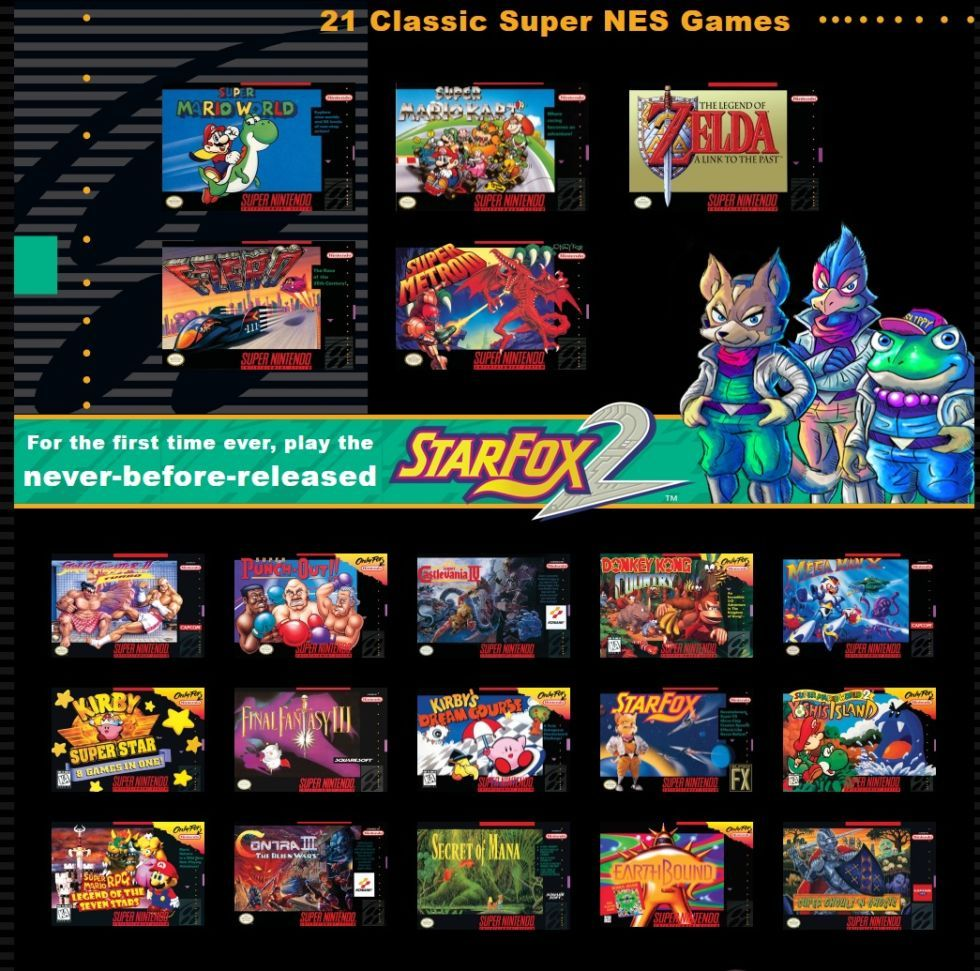 Nintendo выпускает еще одну ретро-консоль для современных геймеров - 2