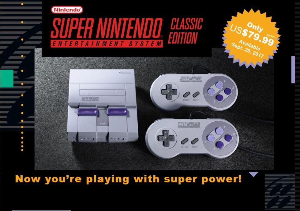 Nintendo выпускает еще одну ретро-консоль для современных геймеров - 1