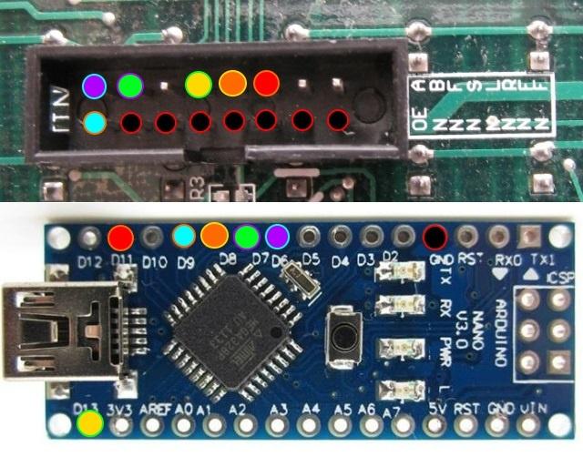 Как сделать очень заметный информер из светодиодного модуля для наружной рекламы и Arduino - 4