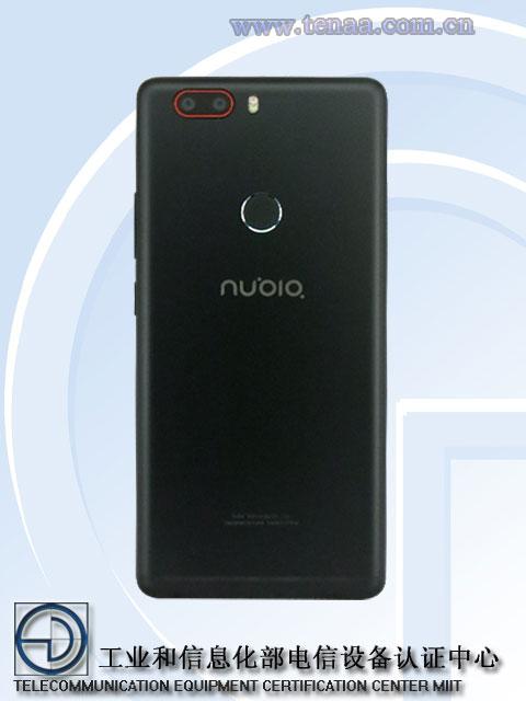 Опубликованы характеристики смартфона Nubia Z17 Lite