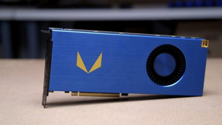 Radeon Vega Frontier Edition оказалась существенно дешевле конкурентов