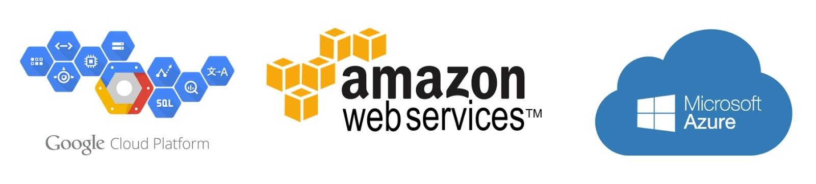 Легкий тест производительности облачных платформ AWS, Google Cloud и Microsoft Azure - 1