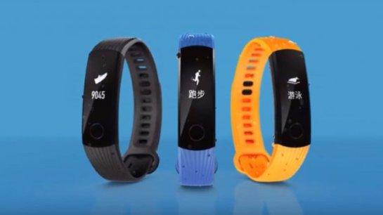 «Умный» браслет Huawei Honor Band 3 порадует даже самого прихотливого пользователя