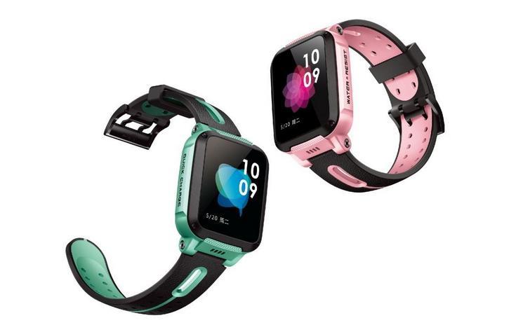 Xiaotiancai Z3 — первые детские умные часы с хорошей защитой от воды