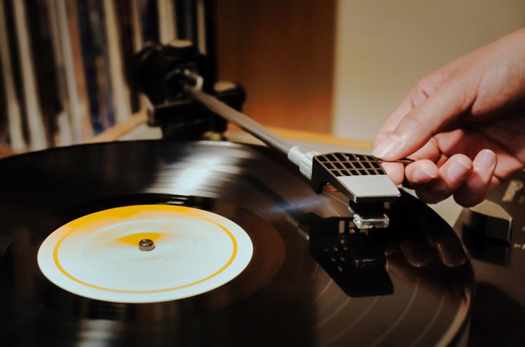 В последнее время наблюдается всплеск интереса к записям на пластинках
