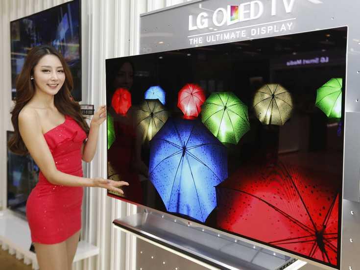 LG Display остановила линию по выпуску дисплеев для телевизоров