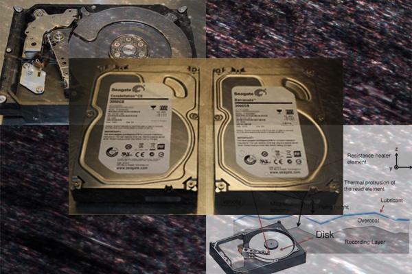Экономия на спичках или восстановление данных из скрежещущего HDD Seagate ST3000NC002-1DY166 - 1