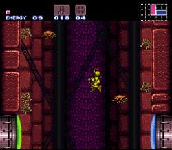 Невидимая рука Super Metroid - 12