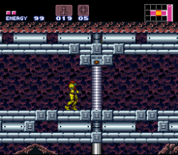 Невидимая рука Super Metroid - 19