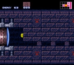 Невидимая рука Super Metroid - 2