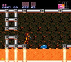Невидимая рука Super Metroid - 20