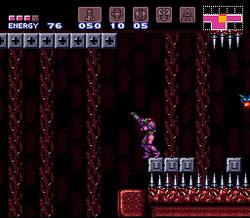 Невидимая рука Super Metroid - 28