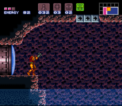 Невидимая рука Super Metroid - 33